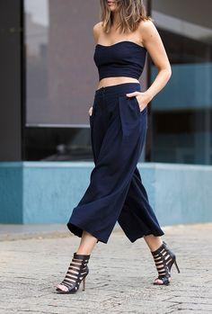 StreetStyle_Melbourne-cullotes style bmodish  #TCFxSocietyPlus