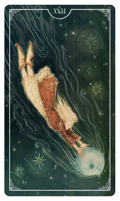 """The Star, by Eden Cooke - Is this based on Neil Gaiman's """"Stardust""""? Because this is exactly what it reminds me of. :)"""