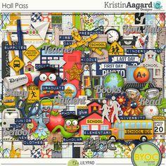 Hall Pass - Kristin Aagard - AD0816