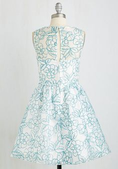 Cherished Occasion Dress | Mod Retro Vintage Dresses | ModCloth.com