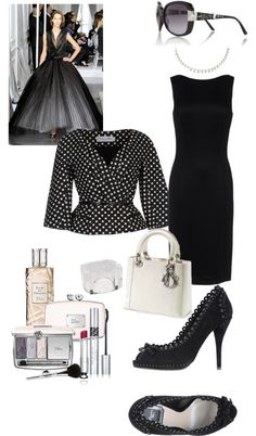 """""""Christian Dior"""" by um-omar ❤ liked on Polyvore"""