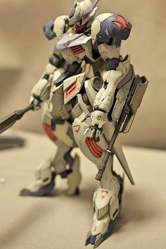 pointnet.com.hk - 配色唔錯!! 模型作品 HG 1/144 Gundam Barbatos Lupus