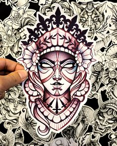 Wannado Design looking for an owner . Family Tattoo Designs, Tatoo Designs, Flower Tattoo Designs, Tattoo Sketches, Tattoo Drawings, Headdress Tattoo, Tatoo Styles, Neo Tattoo, Dog Artist