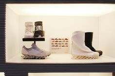 adidas by Rick Owens Springblade collection in one of our concept stores in Puerto Banús, a space exclusively devoted to sport and athleisure.