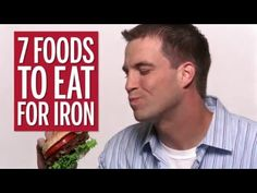 Getting enough iron is essential, especially for women. Iron helps you produce red blood cells and maintain a healthy immune system. Watch this video for a list of seven iron-rich foods that can help reduce your risk of an iron deficiency. | Health.com