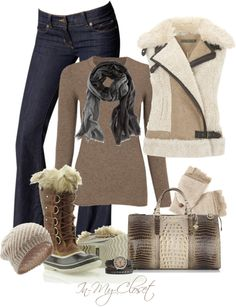 """Winter Wear - #18"" by in-my-closet on Polyvore"