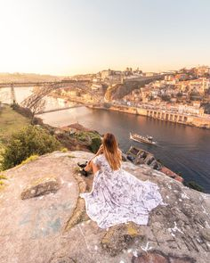 20 Best Instagram Spots in Porto - Including Hidden Gems! Day Trips From Porto, Best Places In Portugal, Best Instagram Photos, Miramar Beach, Best Sunset, Portugal Travel, Trip Planning, Travel Guide, Diana