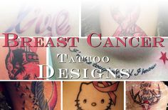 Breast cancer tattoos are a symbol of resistance and support. It doesn't matter if the wearer has cancer themselves, or if they are honoring a loved one! #InkDoneRight #tattoo #cancer #tattoos #breastcancer #pinkribbon
