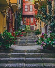 Cihangir-İstanbul