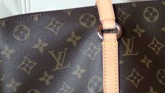 7aaae1a06f0d Louis Vuitton Authentic vs Replica - Totally GM