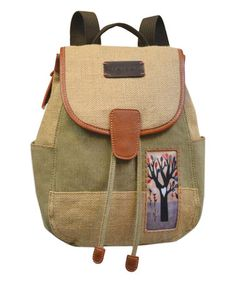 Look at this #zulilyfind! Falling Tree Iris Backpack by Sherpani #zulilyfinds