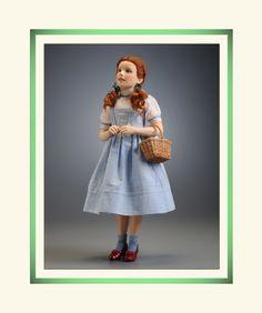 Dorothy - Wizard of Oz - R. John Wright