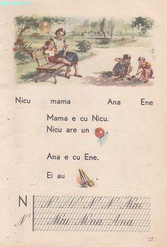 Vintage School, Nicu, Kids Education, Book Illustration, Vintage World Maps, Nostalgia, Childhood, Activities, Learning