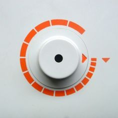 Dieter Rams sexy dial.