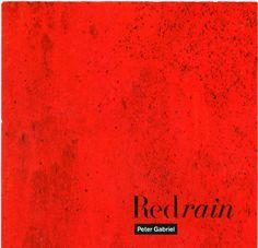 "Peter Gabriel ""Red Rain"" 45, 1987"