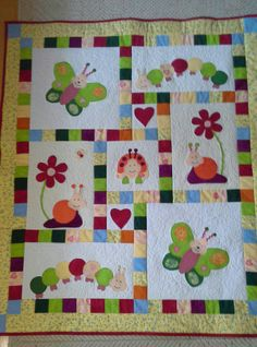 Kids Rugs, Quilts, Blanket, Home Decor, Decoration Home, Kid Friendly Rugs, Room Decor, Quilt Sets, Quilt