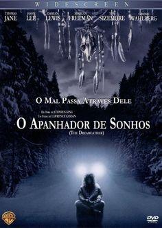 """""""O Apanhador de Sonhos"""" (DreamCatcher - 2003)  - Filme baseado na obra de Stephen King"""
