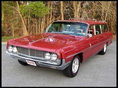 1962 Oldsmobile Super 88 Station Wagon 455 CI