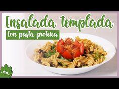 Ensalada de PASTA [muy NUTRITIVA] | Veganeando - YouTube