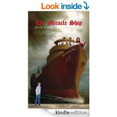January Book Of The Month - THE MIRACLE SHIP by Brian O'Hare. http://www.amazon.com/dp/B00H0NX160/