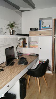 Gabinet styl Skandynawski - zdjęcie od G&G Pracownia Projektowa - Gabinet - Styl Skandynawski - G&G Pracownia Projektowa