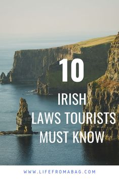 10 important laws to know before visiting Ireland and travel tips for a great experience in the Emerald Isle. 10 important laws to know before visiting Ireland and travel tips for a great experience in the Emerald Isle. Cool Places To Visit, Places To Travel, Travel Destinations, Europe Travel Tips, Vacation Places, Travel Packing, Travel Backpack, Oregon, Ireland Travel Guide