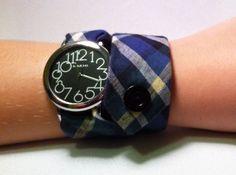 Necktie Wrap Watch | 12 Ways to Wear a Tie