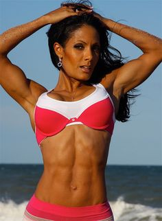 Female Fitness and Bodybuilding Beauties: Cheryl Brown - Fitness Women