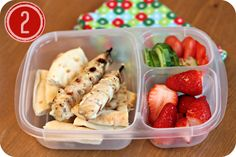School Lunches Week 1 Day 2