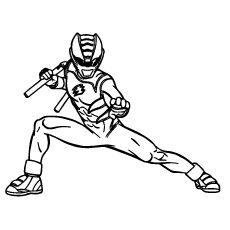 top 25 free printable mighty morphin power rangers coloring pages ... - Pink Power Rangers Coloring Pages