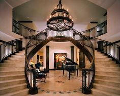 ** Foyer / Staircase