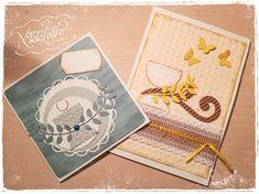 Card comunione scrapbooking