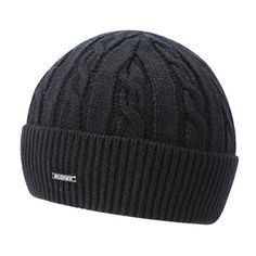 Winter Knitted Beanie Hats for Men with Velvet Inside - Coffee,Light Gray,Dark Gray,Red,Dark Blue,Black  Men's Fashion 2017 Guys Winter For him Gift ideas style Fashion Casual Menswear Cool Style Gift Products Website Store Shop Buy Sell Sale Online outfit style awesome Shopping mens skullies Accessories fall accessoire hiver bonnet homme  modèle mode Achat Acheter en ligne Site de vente l'automne crochet tricoté autumn Winter AuhaShop.com