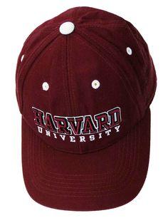 Harvard university Hat Baseball Cap Adjustable mens womans clothing 134 899a68b103bc