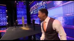 'America's Got Talent' #1 Speed Painter Robert Channing Paints Howard St...