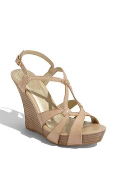 note to self...need a pair of nude wedges for summer!