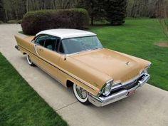 1957 Lincoln Capri Hardtop Coupe
