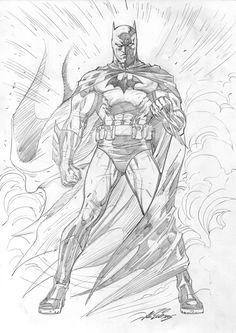 Batman by Al Rio