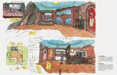 Masaaki Yuasa Art Book