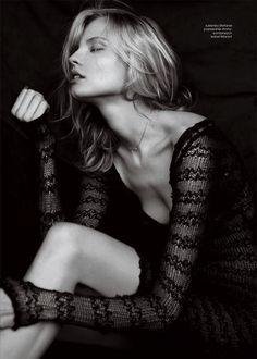 """Magnificent Magdalena,"" Fashion Poland; Magdalena Frackowiak (Magdalena Luniewska)"
