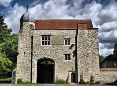 Aylesford (8) Set in the heart of Kent, England, The Friars - Aylesford Priory - is an ancient religious house of the Order of Carmelites dating back to the 13th Century. Over the centuries and now today The Friars has become for thousands of visitors a place of peace