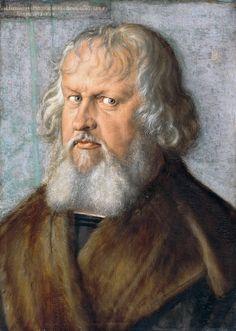 Daily artworks: Albrecht Dürer (1471 - 1528) Portrait of Hieronymus Holzschuher (1526)