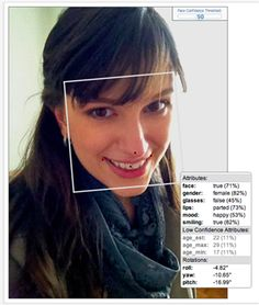 "We often think of facial recognition software as ""creepy"" or ""annoying,"" but let's not forget that it can be fun, too. I, for one, got a little too carried away with this computer program that guesses the age and mood of people in photos. And I'll bet you will, too."