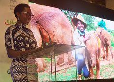 Lupita Nyong'o apoia luta contra caça de elefantes | Famosos | band.com.br - Band.com.br
