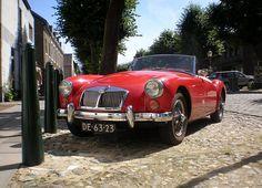 MG A 1600 1960 I love this car