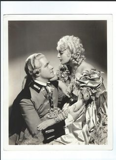 Clarence S. Bull Photo - Jeanette MacDonald and Nelson Eddy - Naughty Marietta - Escano Collection