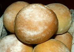 French Bread Rolls - these turned out good.
