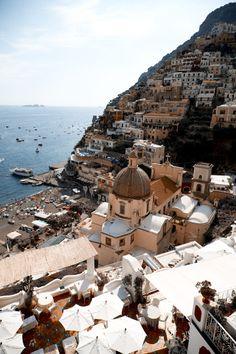 travelgirl-: Positano, Italy