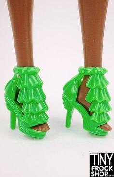 Barbie Pirate Heels