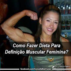 Como Fazer Dieta Para Definição Muscular Feminina   ➡ https://segredodefinicaomuscular.com/como-fazer-dieta-para-definicao-muscular-feminina/  Se gostar do artigo compartilhe com seus amigos :) #bomdia #goodmorning #dieta #diet #bodybuilder #segredodefiniçãomuscular